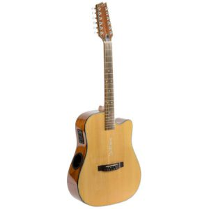 ECR1-N12 Solitaire 12-string