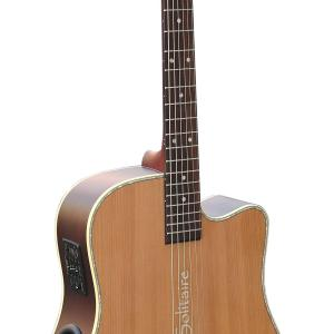 ECR4-NS Solitaire, Rosewood
