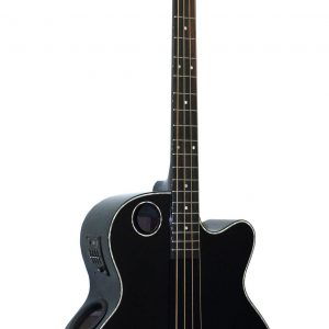 Boulder Creek Guitar, EBR1-B4 Acoustic-Electric Bass