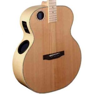 ERJ7-N Jumbo Acoustic-Electric Guitar